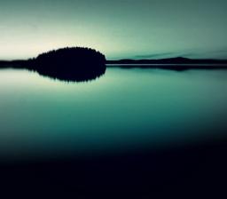 Am Ufer des Sees I