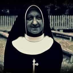 Eine Nonne, Versäumnisse.