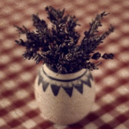 Fallende Vasen.