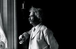 Wie Mark Twain Einsteins Nase brach.
