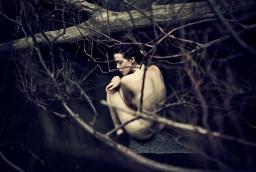 Im Wald so kalt.