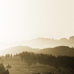 Landschaft Zwei.