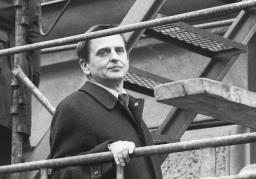 Olof Palme hat meine Unschuld geraubt.