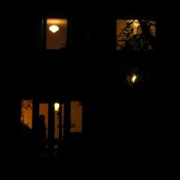 Fliegende Fenster.