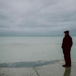 Der alte Mann und das Meer.