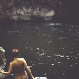 Im Fluss.