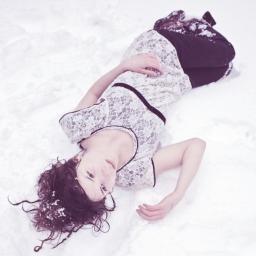 Unter dem Schnee.