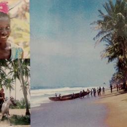 Postkarte 5: Heimaten