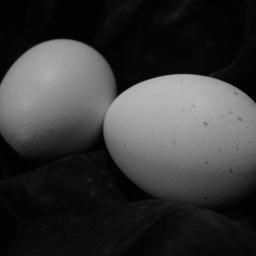 Eigentlich ein Ei.